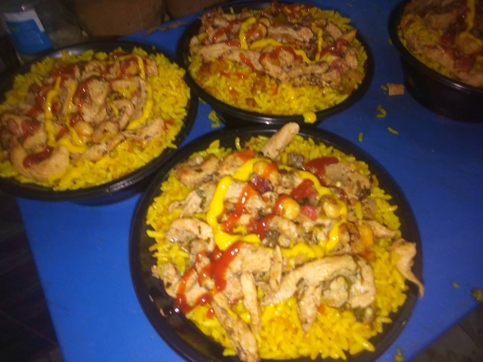 مطعم مشويات عباد الوهاب